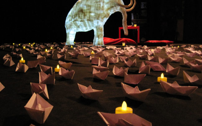 Whitehorse Nuit Blanche 2014