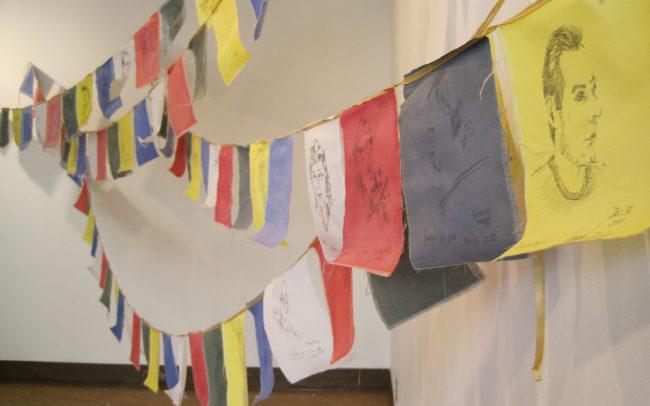 Galerie communautaire du Centre des arts du Yukon 2014